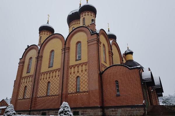 Kuremäe kloostri peakirik