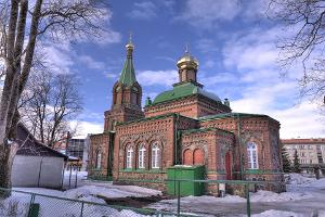 Jõhvi Õigeusu kirik