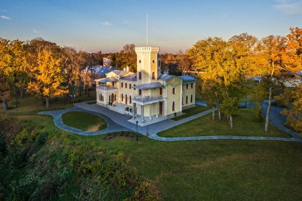 Keila-Joa loss Schloss Fall Väikemõisa majutus