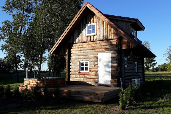 Boat House at Fishing Village