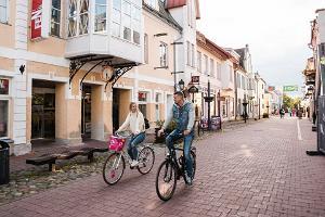 Tõrukese Fahrradvermietung