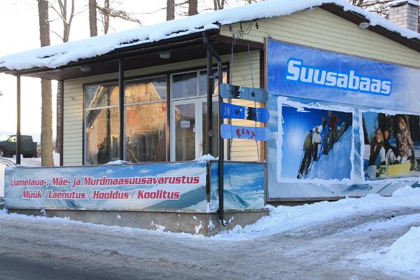 Otepää Ski Base