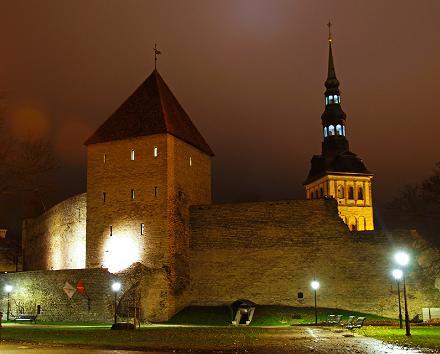 Ekskursioon paheline vana Tallinn