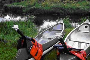 Kanuumatkad Pirita jõel