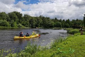Kanuumatkad Soomaa jõgedel