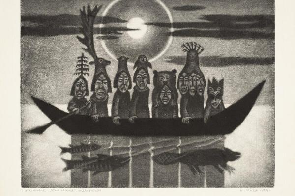 Kaljo Põllu. Mütoloogiline muinasmaailm