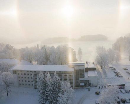 Центр спа и отдыха Pühajärve