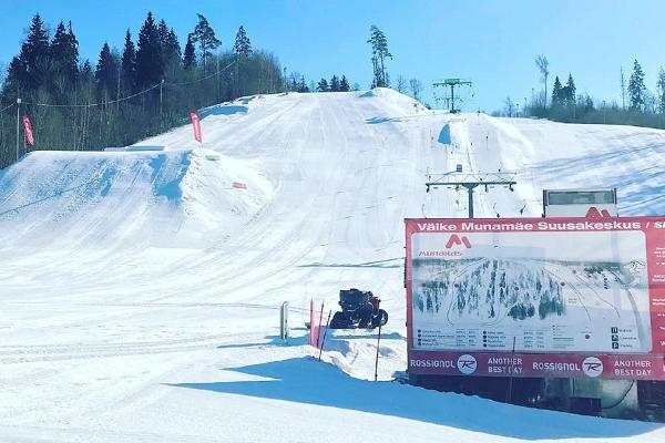 Väike-Munamäen hiihtokeskus