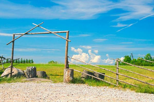 Saaremaa võluvad paigad