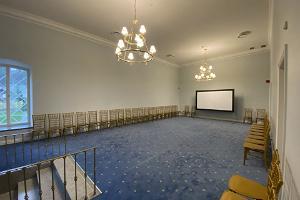 Seminarraum im Schloss Fall in Keila-Joa