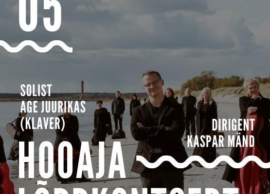 Pärnu Linnaorkestri XXVII hooaja lõppkontsert