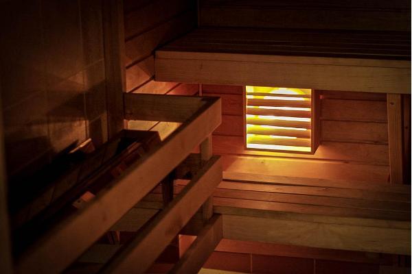 Naturheilzentrum Loodus BioSpa, Sauna