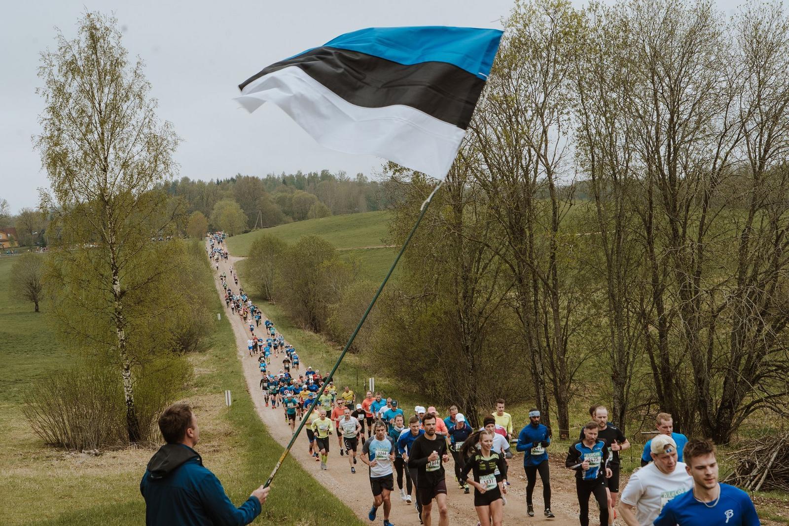 Tartu Forest Marathon, virtual children's runs
