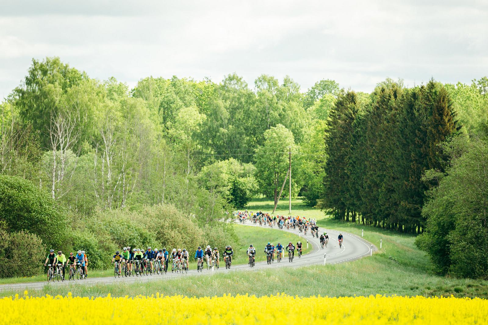 Tartu Cycling Rally, virtual race