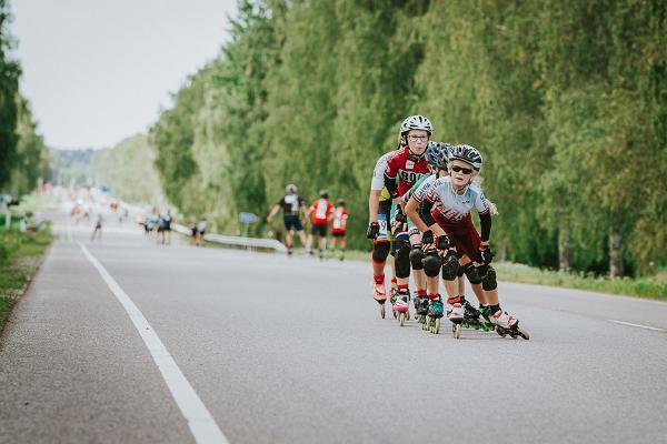 Tartu Inline Skating Marathon (42/21/10 km)
