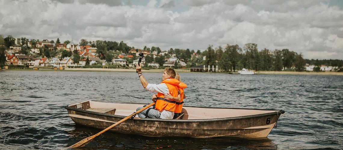 Veeda idülliline nädalavahetus Viljandis