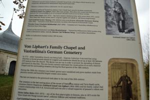 The Liphardt tomb chapel