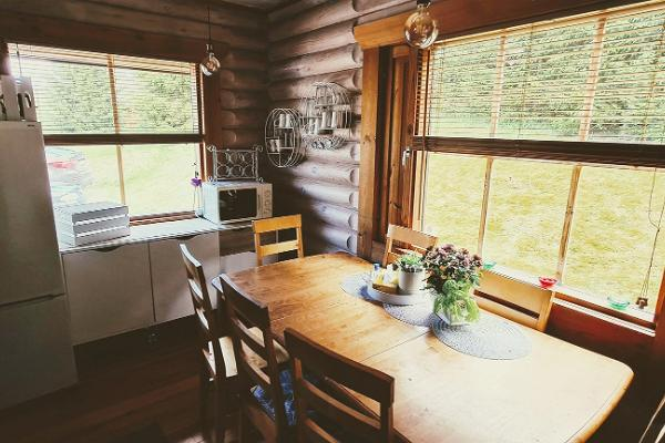 Lombi Holiday House, kitchen/dining room