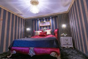 Hansahotellin romantiikkapaketti saunallisessa Hansasviitissa
