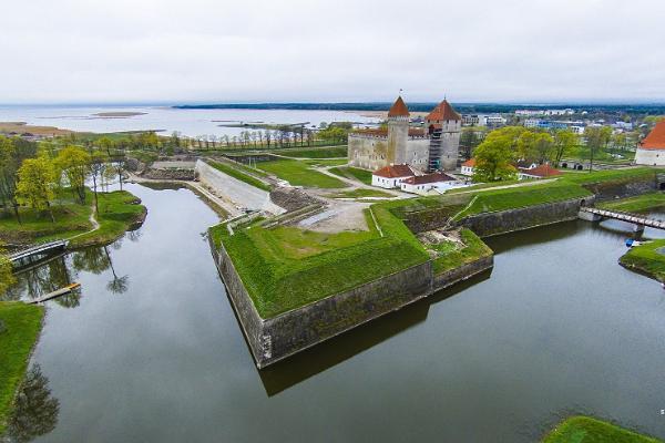 Kahepäevane reis Saaremaale algusega Sillamäelt