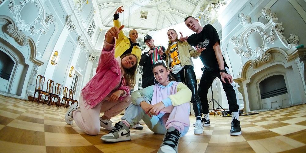 Visit Estonia #kaerajaaning tantsuväljakutse