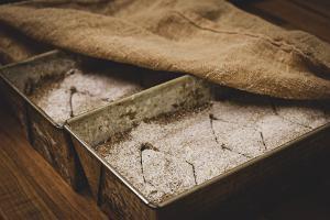 Pagariäri Rosiine Leivad küüslaugu-seemneleib