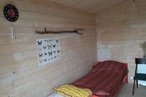 Kadakasuits, Campinghäuschen