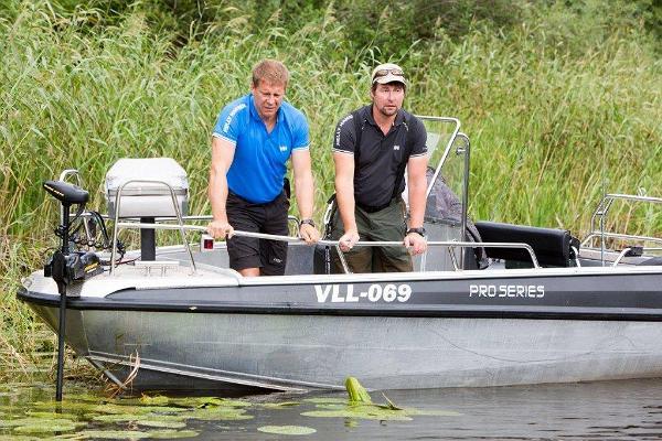 Рыболовный гид дома для отдыха Öökulli Kalamaja
