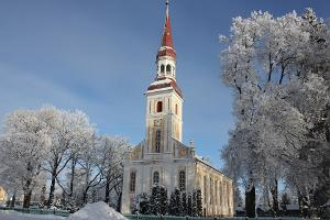 Igaunijas Evanģēliskās Luterāņu draudzes Repinas Sv. Miķela baznīca