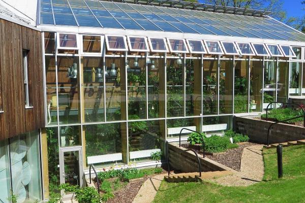 Тартуский Дом природы, где функционирует центр образования в сфере окружающей среды