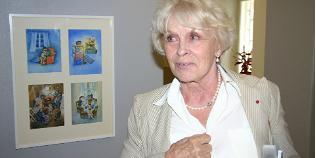 Ilon Wikland- en svensk konstnär med estniska rötter