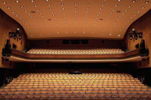 Teater Vanemuine (stora husets konferenscentrum) sal