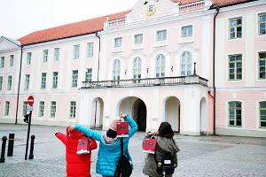 Bus excursion in the Old Town of Tallinn and in the most beautiful places of the city