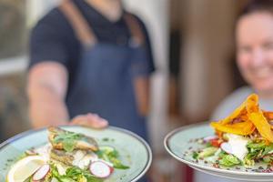 Alatskivi Mõisa Tall pub, delicious dishes
