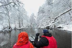 Lumine räätsamatk Meenikunno rabas