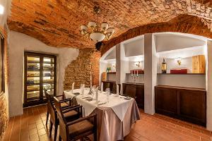 Restaurangen på Vihula herrgård