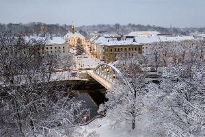 Spaziergang im historischen Tartu (dt. Dorpat)