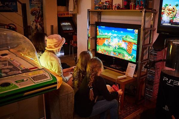 Museum Interaktiver Videospiele LVLup