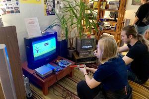 Interaktiva videospelmuséet LVLup