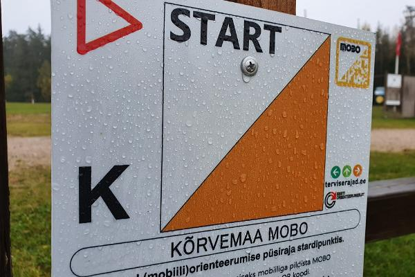 Suunnistus Pohjois-Kõrvemaalla