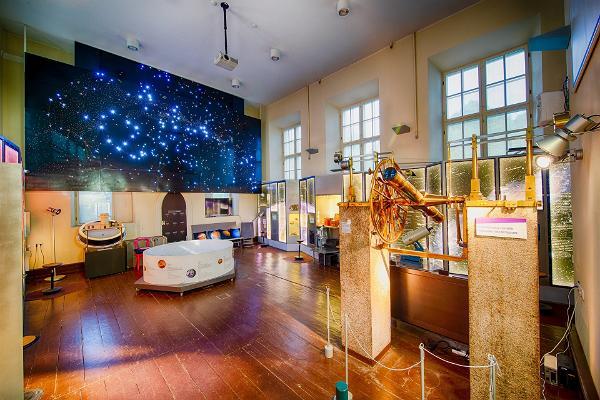 Dauerausstellung der Tartuer Sternwarte