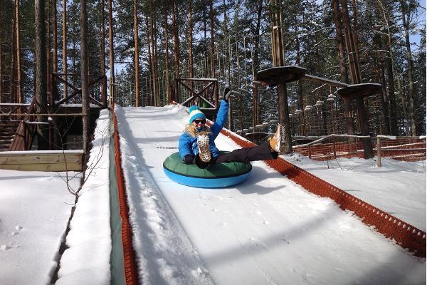 Abenteuerpark Alutaguse