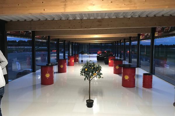 Porsche Ring seminarielokaler