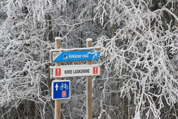 Kekkonen-Wanderweg