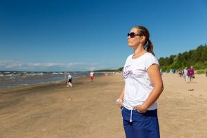 Narva-Jõesuus strand
