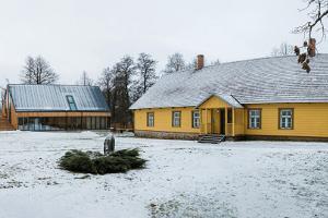 Приходская школа-музей Оскара Лутса в Паламузе