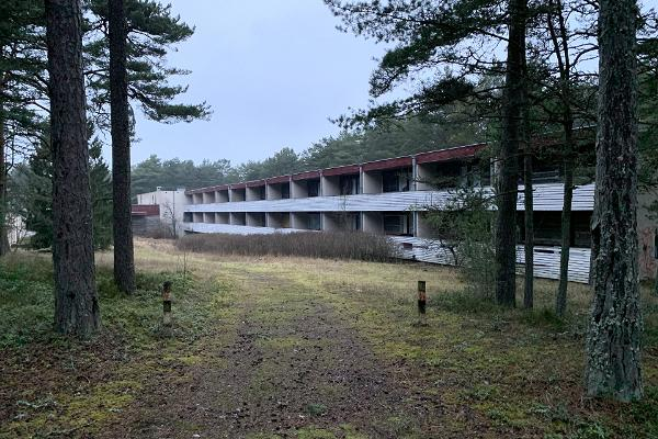 """Päevatuur """"Nõukogude Eesti arhidektuuripärandi avastusretk"""""""