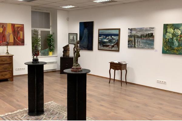ARTSTAC Art Gallery