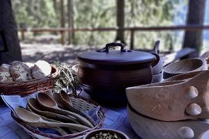 Erlebnis-verpflegung im Waldrestaurant