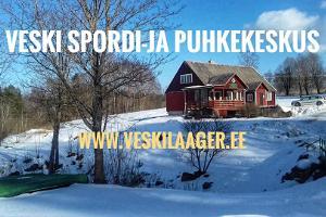 Das Sport- und Ferienlager Veski